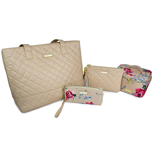 Picture of Gigi Hill Social Kit 1 - Tan and Floral